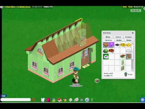 FresboWorld- Simple House
