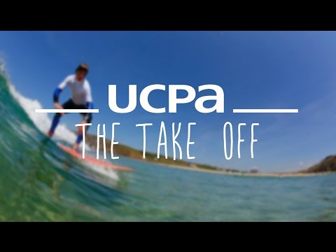 Surfing Tutorial UCPA #3 - The Take off