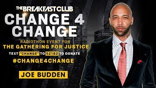 Joe Budden Phones In To Donate To The Cause