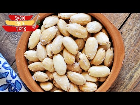 How to cook Spanish Style Fried Almonds