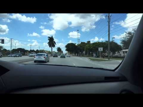 Time lapse driving iPhone 6 test