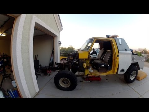 Ford Truck Rebuild Ep3