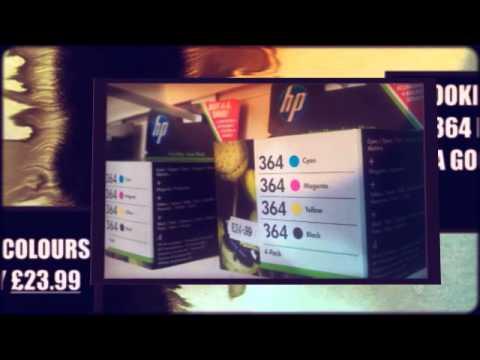 HP 364 Multipack Ink Cartridges