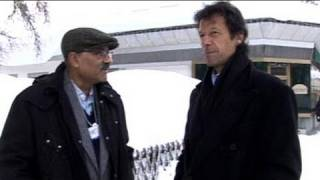 Walk The Talk with Imran Khan