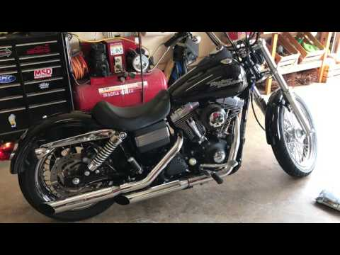 2006 Harley Davidson screaming eagle pipes