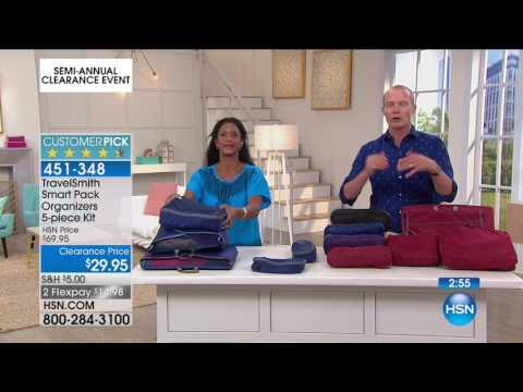 HSN | Travel Solutions Clearance 06.18.2017 - 06 AM