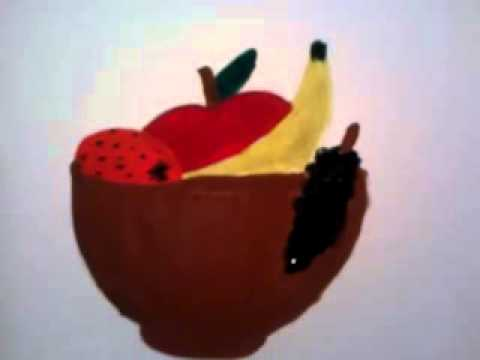 How to Draw a Bowl of Fruit PART TWO