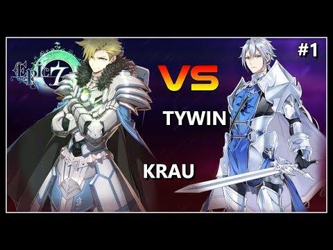 Epic Seven | Krau VS Tywin! Who Is Better? - PakVim net HD Vdieos Portal