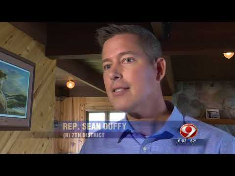 Sean Duffy holds Townhall in Crandon County