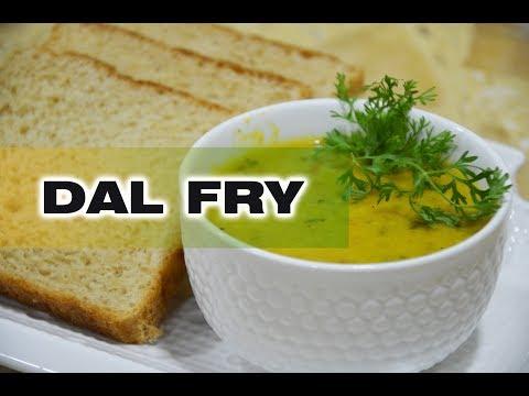 Dal Fry / Jain Dal Fry / Vegetarian and Jain Recipe