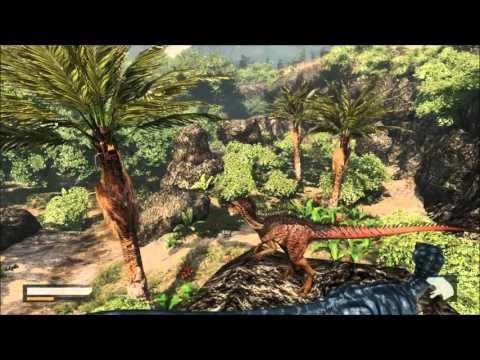 Primal Carnage Extinction: Freeroam Fun