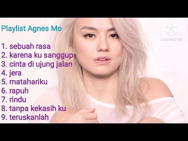 Download Kumpulan lagu agnes mo bikin baper MP3 Gratis