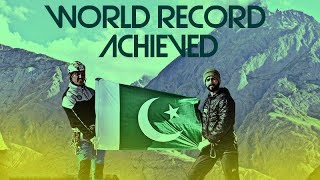 How did Saad Munawar achieve a world record in 23 days? | SAMAA ORIGINALS | 13 September 2019