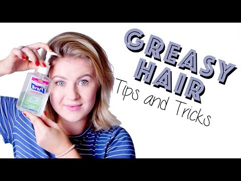 10 BEST TIPS AND TRICKS FOR GREASY AND OILY HAIR