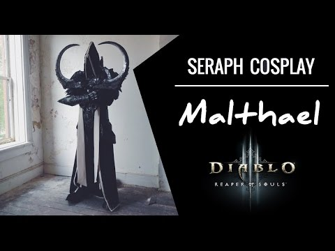 Mathael costume by Seraph Cosplay