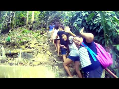 Igutan Cave & Waterfalls, Jaclupan, Talisay City
