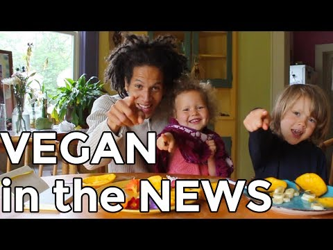 Germany Bans Eating Meat | Trump Ditches Paris Accord Solution | Vegan News