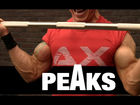 Biceps Peaks - 5 Best Ways to Build Them! (BOULDERS)