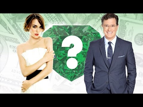 WHO'S RICHER? - Keira Knightley or Stephen Colbert? - Net Worth Revealed!