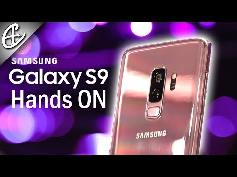 Samsung Galaxy S9 & S9+ - 9 Top Things to Know! - Hands On!