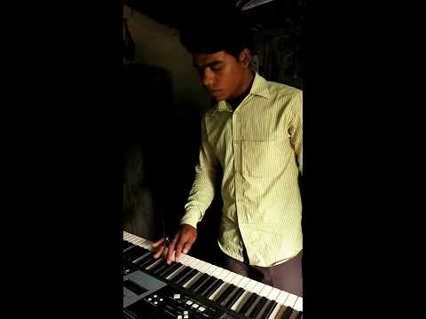 Santali music performance by Sidhu Murmu-4