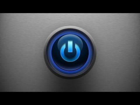 How to add a shutdown button in desktop screen and in Taskbar in Windows 8 (HD). Easy!