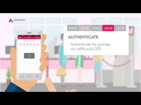 Online  Bill Payments using Axis Mobile