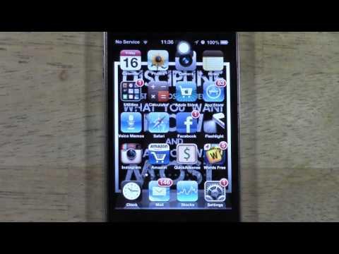 iPhone: Home Button Stuck Fix | H2TechVideos