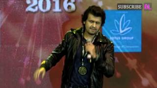 Sonu Nigam | 23rd SOL Lions Gold Awards 2017