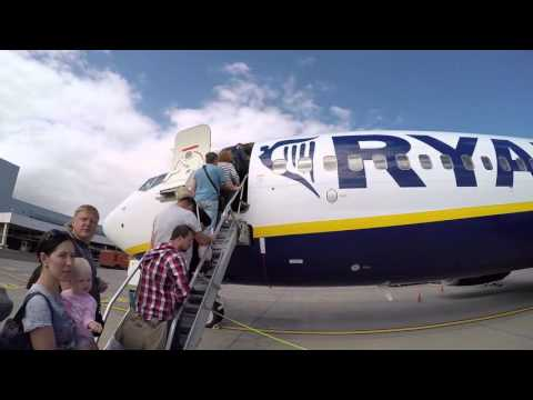 Tenerife Takeoff - Ryanair