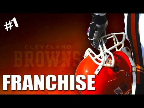 Madden 13 | Cleveland Browns Franchise | Rebuilding Project | 2012 Preseason [EP 1]
