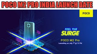 Poco M2 Pro India Launch Date, Price & Specifications | POCO M2 Pro new Midrange Killer??? 🔥🔥🔥
