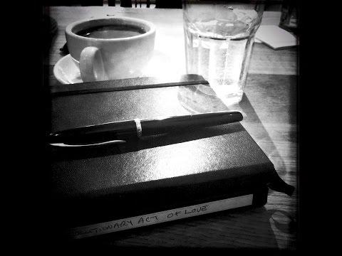 Journaling With John Siddique - Beginning To Keep A Journal