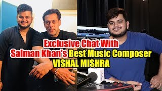 EXCLUSIVE : Journey Of Vishal Mishra | Selfish Song Composer | Reality Singing Show To RACE 3