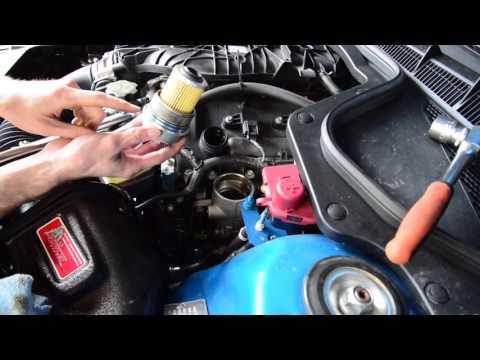 VE / VF Commodore V6 Oil Change - LLT / LFX / LY7 - AutoInstruct