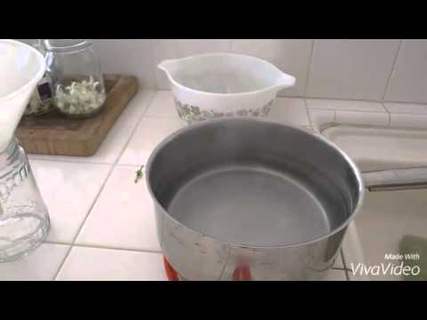 How To Make Orange Blossom Water #PART1