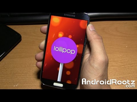 Google Play Edition Android 5.0 Lollipop ROM for Galaxy S4! [GT-i9505/T-Mobile/AT&T/Canadian]