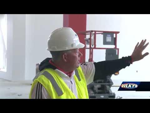 $63 million expansion of Papa John's Cardinal Stadium on schedule