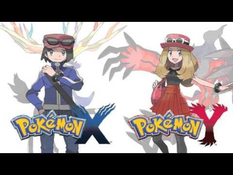 Pokemon X & Y OST Cyllage City Music