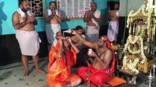 Sri Vidya Vijaya Teertharige Vedanta Samrajya Pattabhisheka