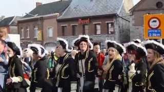 carnaval Merbes-le-château 20 04 2014