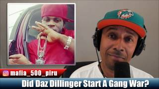 Did Daz Dillinger Start A New Gang War?