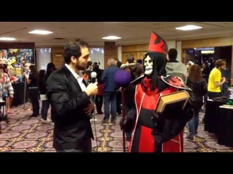 Hal-Con 2013 Interviews: Karthus (League of Legends)