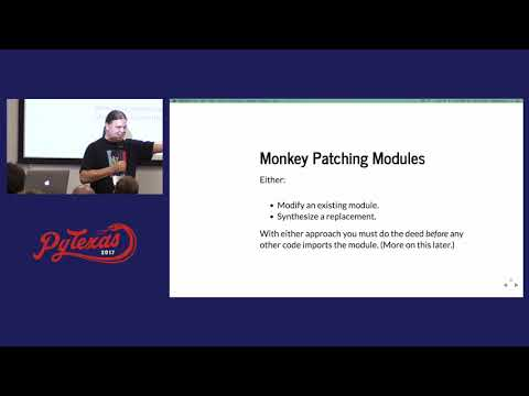 Walker Hale IV - Python Metaprogramming for Mad Scientists and Evil Geniuses (PyTexas 2017)