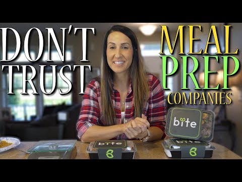 Don't Trust Meal Prep Companies! @BiteMeals