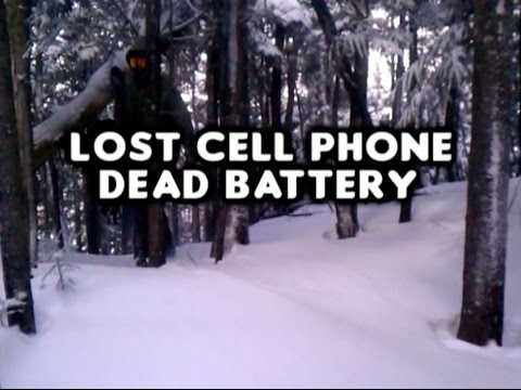 Lost Cell Phone Dead Battery
