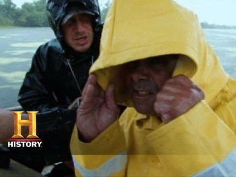 Swamp People: Stormy Weather | History