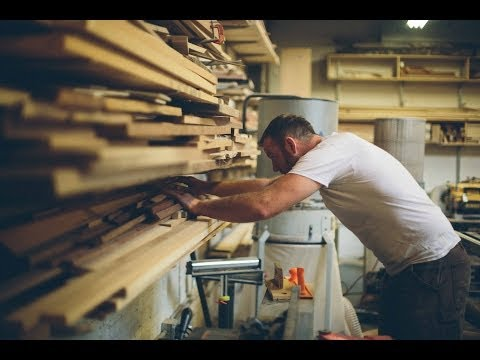 Reclaimed Furniture Maker | Stephen Muscarella of CustomMade