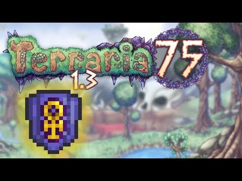 Terraria 1.3 Part 75 - ANKH SHIELD