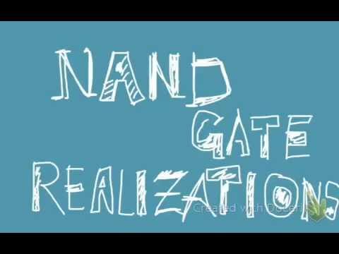 NAND gate Realization